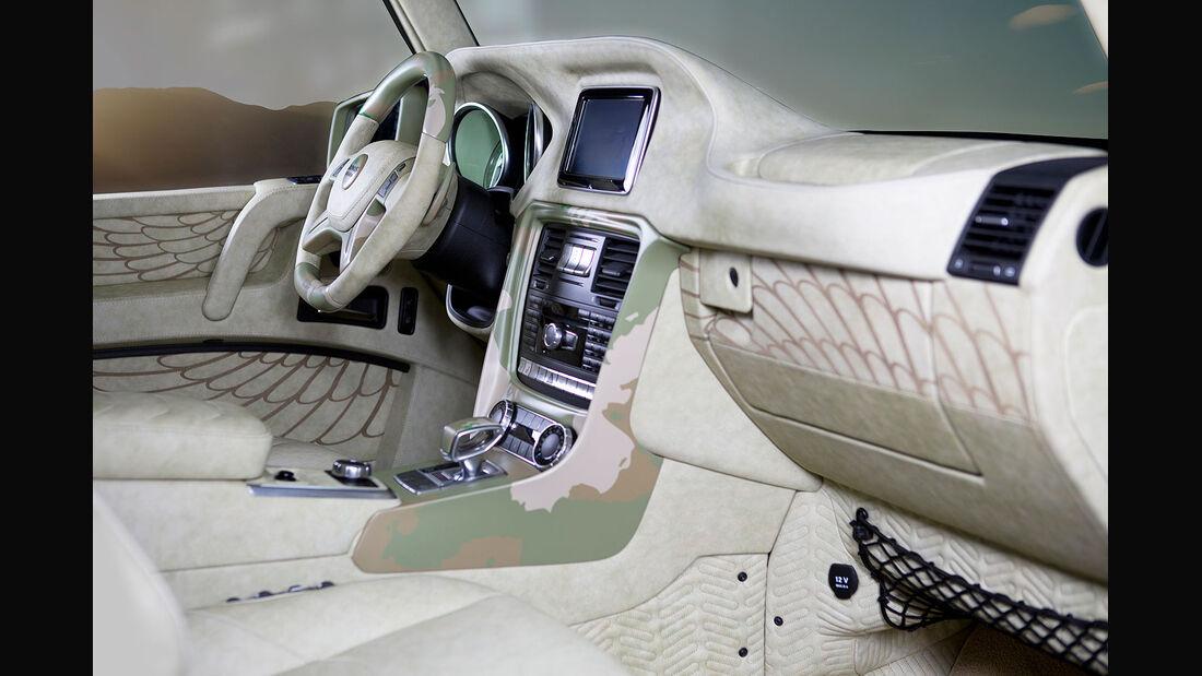 Mansory Mercedes G Sahara Edition