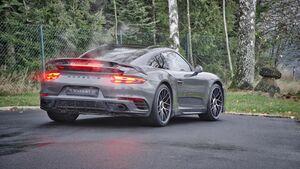 Mansory Porsche 911 Carbon