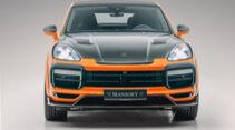 Mansory Porsche Cayenne Coupé
