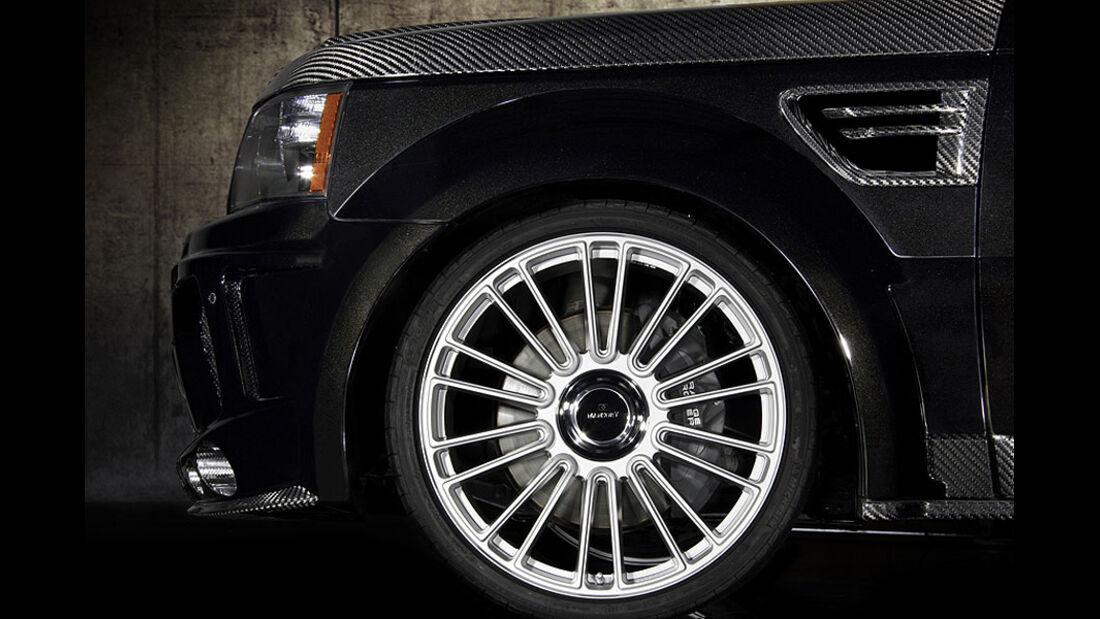 Mansory Range Rover Sport Felge