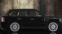 Mansory Range Rover Sport Seite
