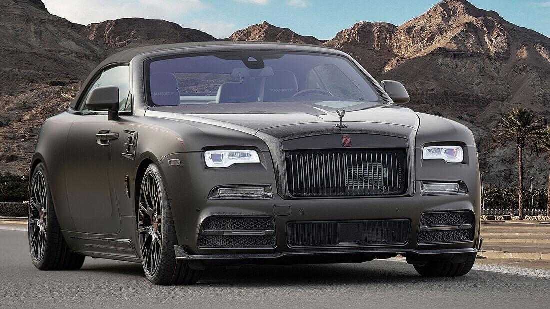 Mansory Rolls-Royce Dawn