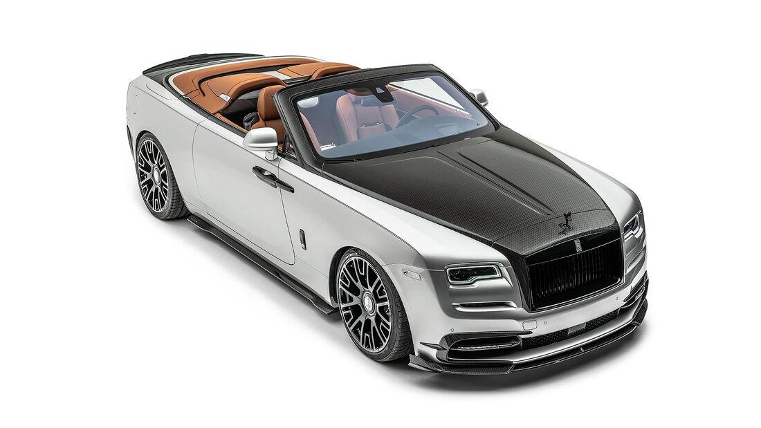 Mansory Rolls-Royce Dawn Softkit