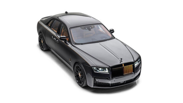 Mansory Rolls-Royce Ghost Launch Edition