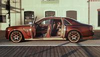 Mansory Rolls-Royce Ghost Series II, Tuning