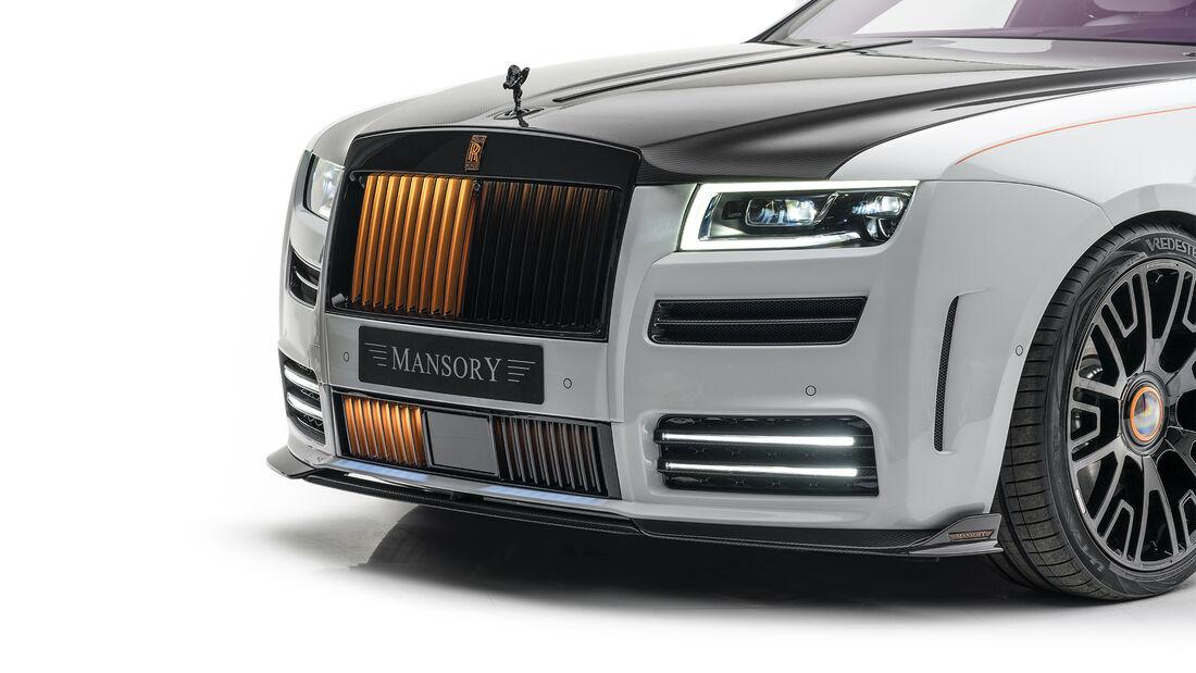 Mansory Rolls-Royce Ghost V12 Tuning