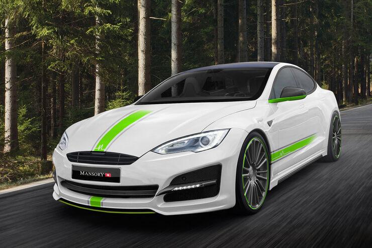 Mansory Tesla Model S