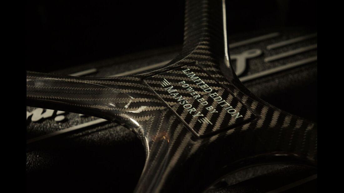Mansory Torofeo - Lamborghini Huracán - Tuning - Genfer Autosalon 2015
