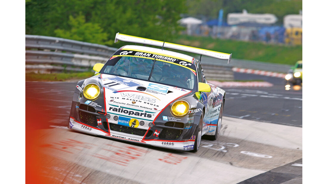 Manthey, Porsche