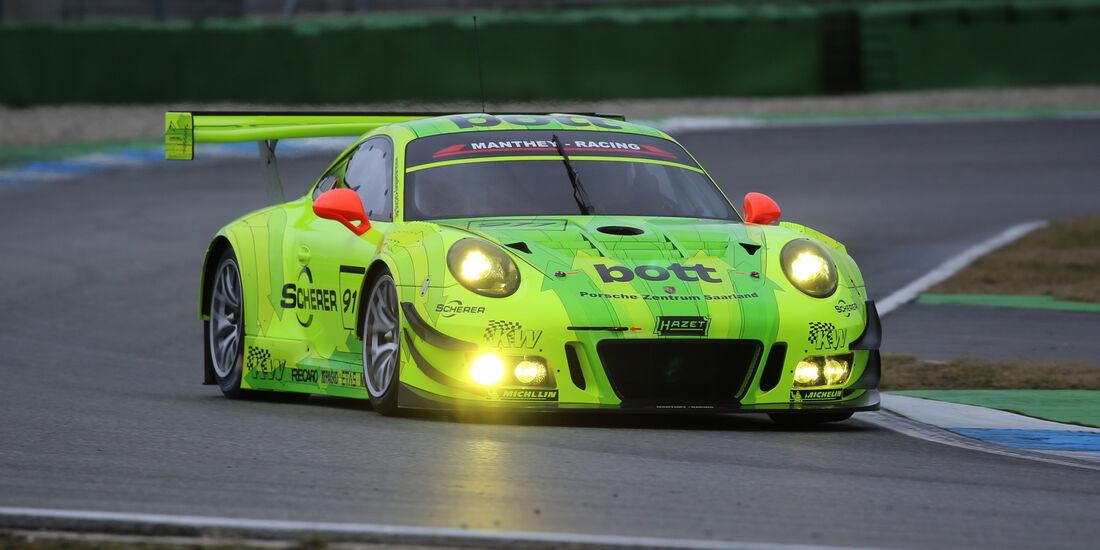Manthey-Porsche 911 GT3 R, Frontansicht
