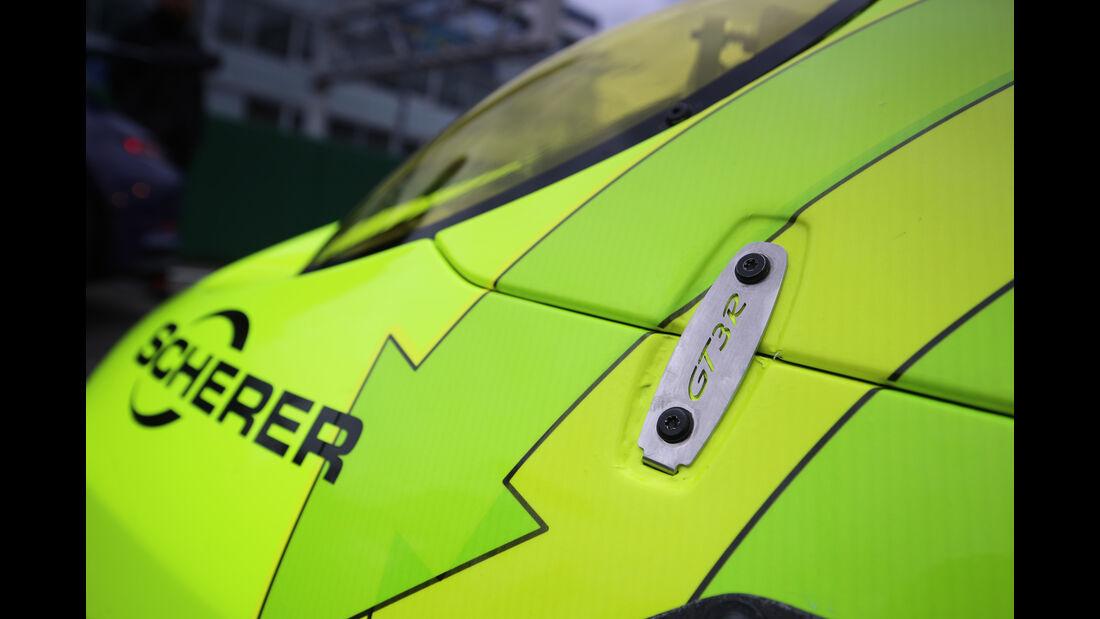 Manthey-Porsche 911 GT3 R, Motorhaube