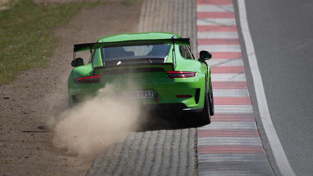 Manthey Porsche 911 GT3 RS MR 991.2 - Nordschleife - 2021