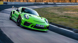 Manthey Porsche 911 GT3 RS MR 991.2 - Nordschleife - 2021