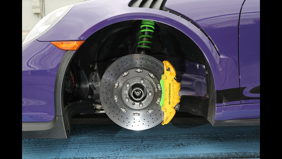 Manthey-Porsche 911 GT3 RS MR, Bremse