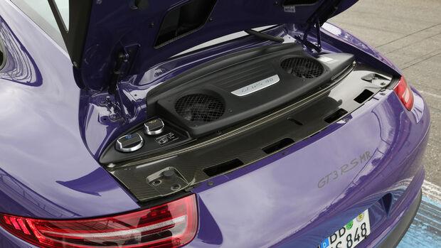Manthey-Porsche 911 GT3 RS MR, Motor