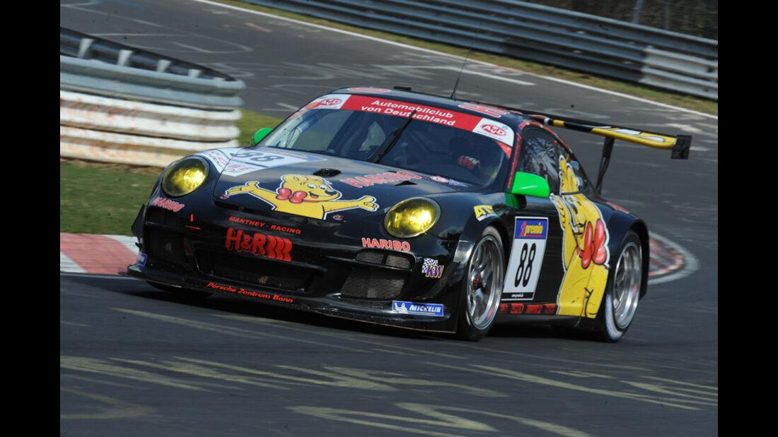 Manthey Porsche GT3 Haribo schwarz Goldbär