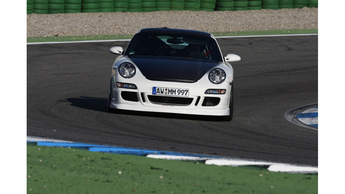 Manthey Porsche GT3 M480