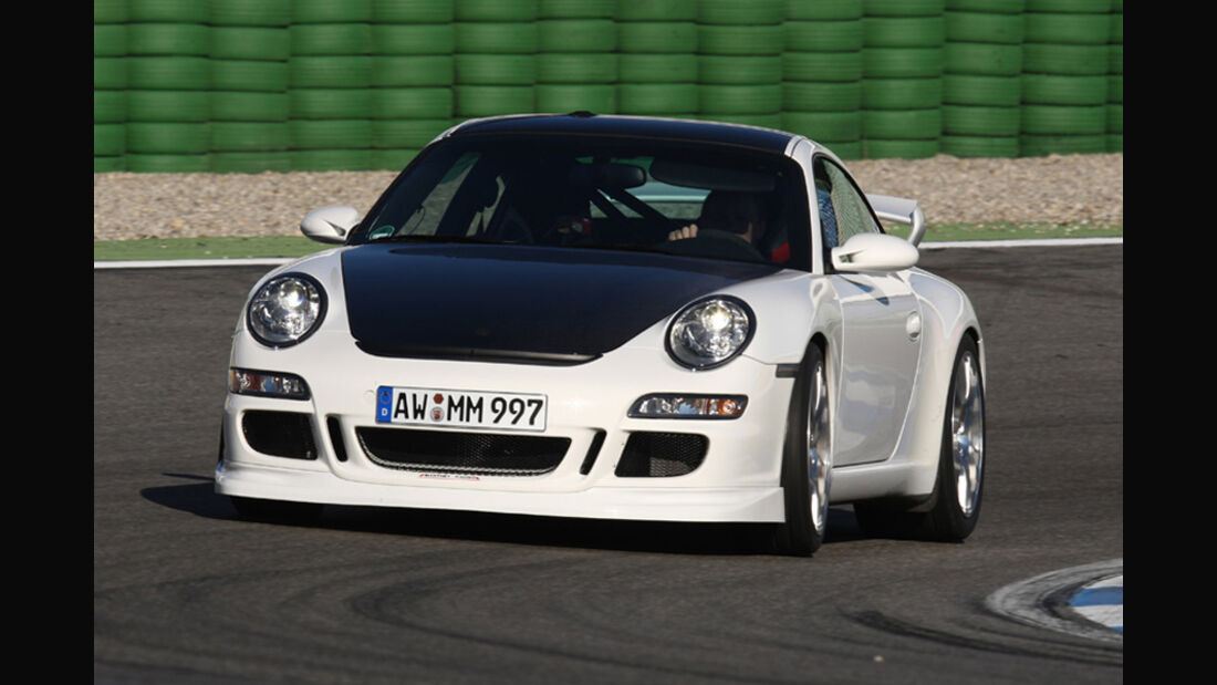 Manthey-Porsche M480