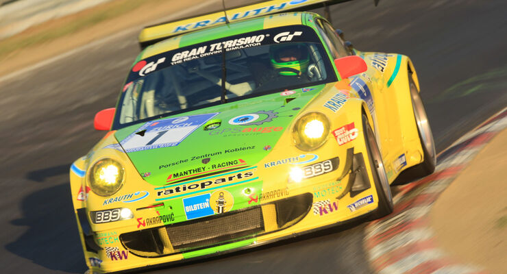 Manthey-Porsche