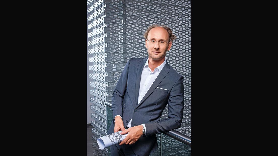 Marc Lichte, Audi-Designchef