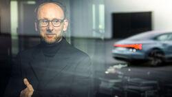 Marc Lichte Audi E-Tron GT