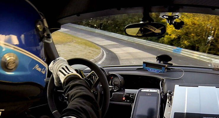 Marc Lieb Onboard Screenshot 918 Porsche