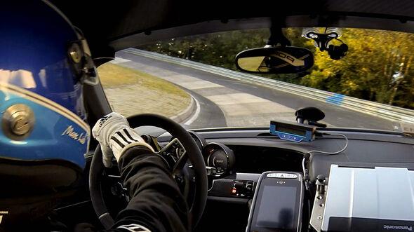 Marc Lieb Onboard Screenshot 918 Porsche