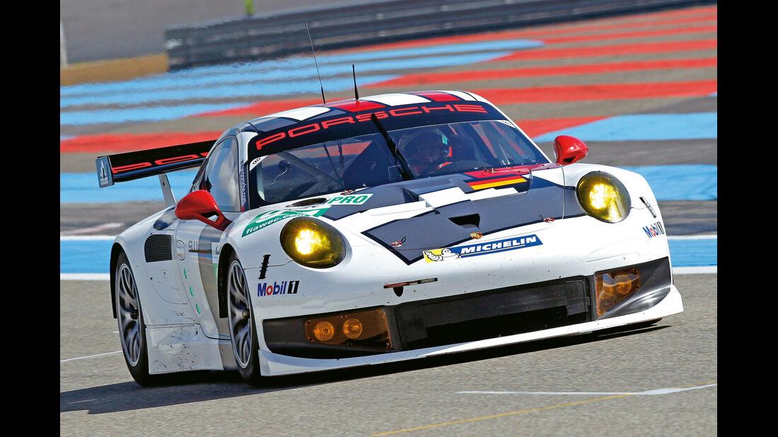 Marc Lieb, Porsche 911 RSR