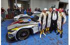 Marc VDS #25 BMW Z4 GT3 - 24h Qualirennen - Nürburgring Nordschleife - 06. April 2014