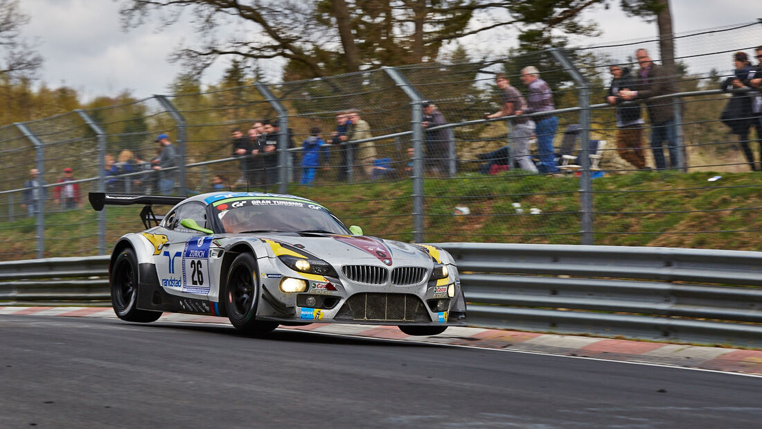 Marc VDS #26 - 24h Qualirennen - Nürburgring Nordschleife - 06. April 2014