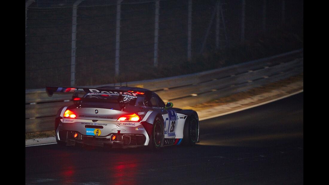 Marc VDS #26 BMW Z4 GT3 - 24h Qualirennen - Nürburgring Nordschleife - 06. April 2014