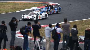 Marc Webber - Porsche 919 - WEC - Fuji
