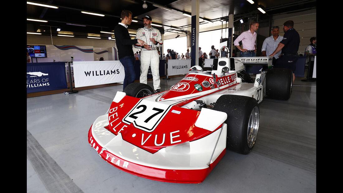 March 761 - Williams-Jubiläum - Silverstone - 2017