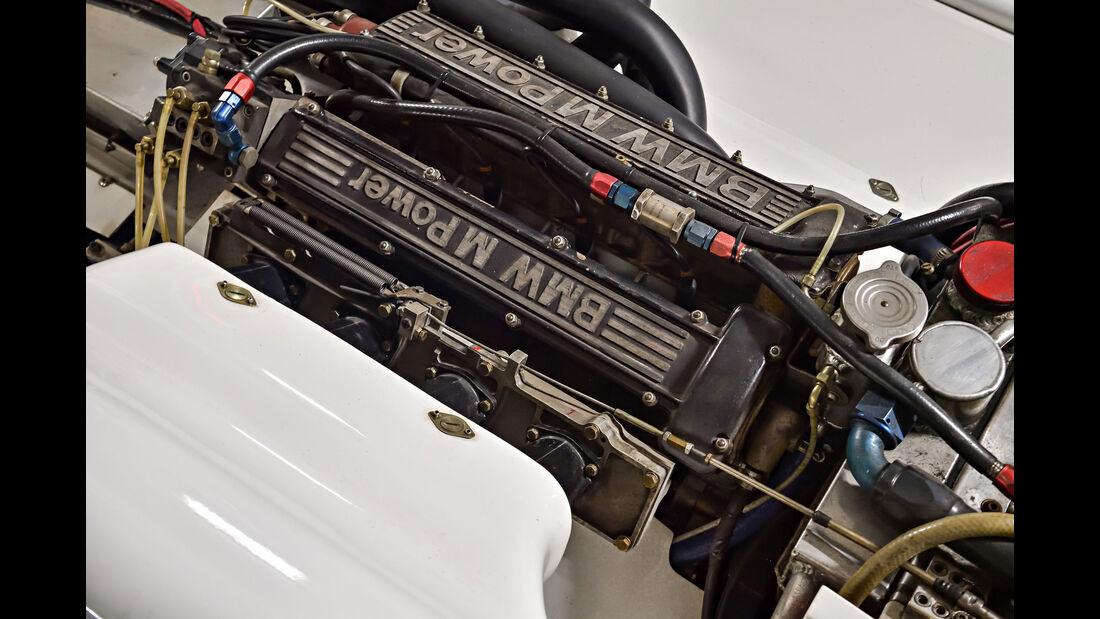 March BMW 792 Marc Surer - Baujahr 1979 - Formel 2 - Rennwagen - BMW Depot