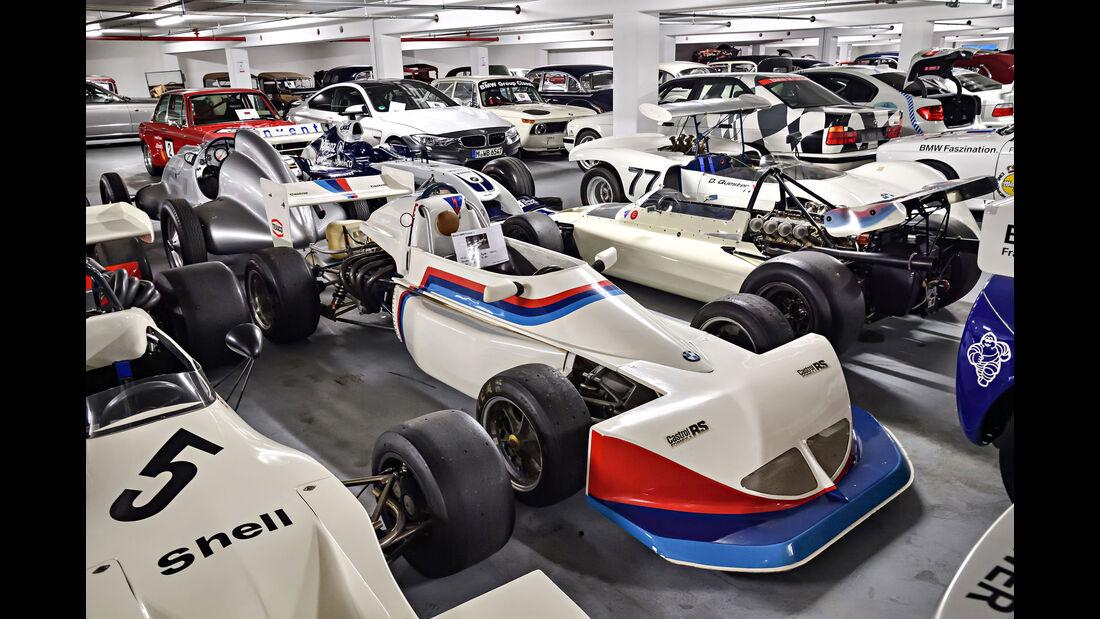 March BMW Formel 3 - Baujahr 1976 - Rennwagen - BMW Depot