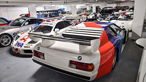 March BMW M1 Gruppe 5 - Baujahr 1979 - Rennwagen - BMW Depot