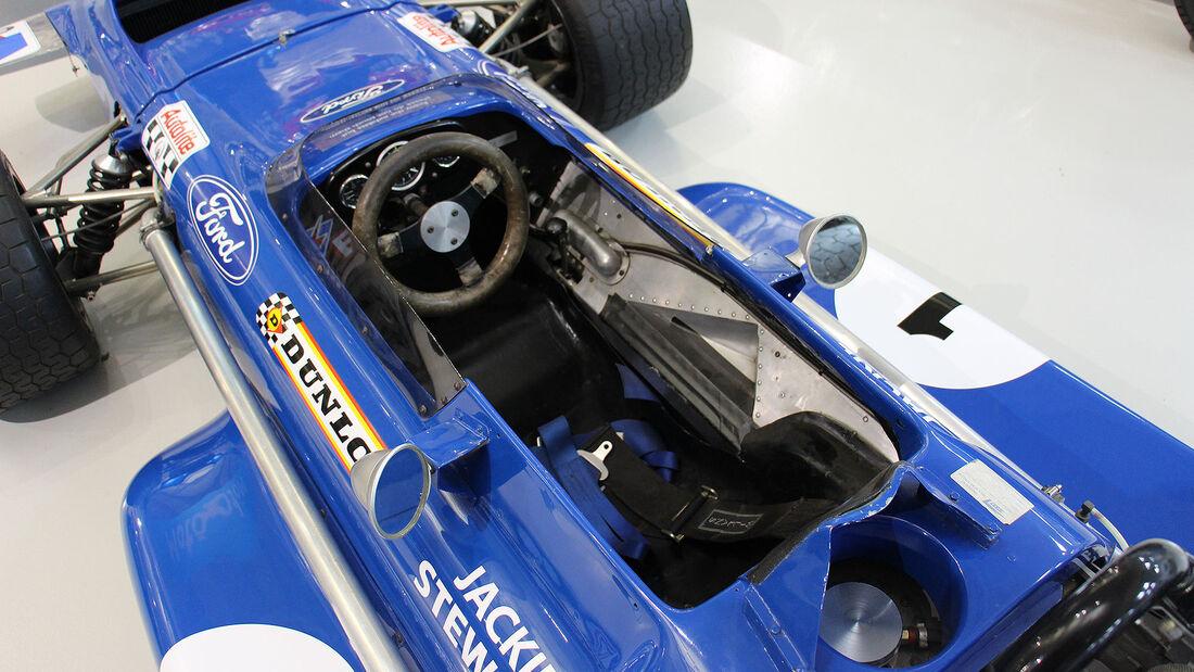 March Ford 701 Tyrrell F1 im British Motor Museum