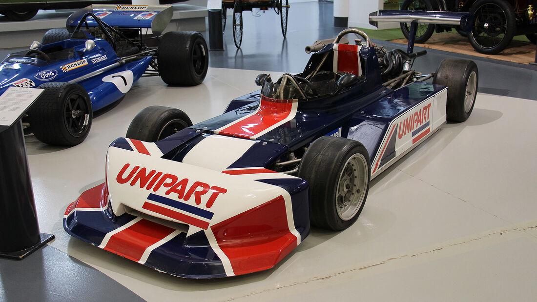 March-Triumph 783 F3 im British Motor Museum