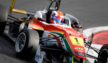 Marciello - Vallelunga 2013 - Formel 3