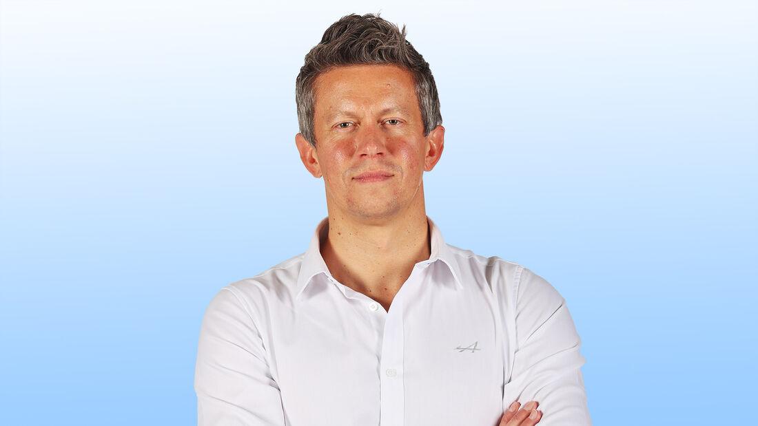 Marcin Budkowski - Alpine - 2021