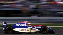 Marco Apicella - Jordan 193 - GP Italien 1993