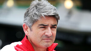 Marco Mattiacci - Ferrari - Formel 1 - GP Brasilien - 6. November 2014