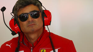 Marco Mattiacci - Ferrari - Formel 1 - GP China - Shanghai - 18. April 2014