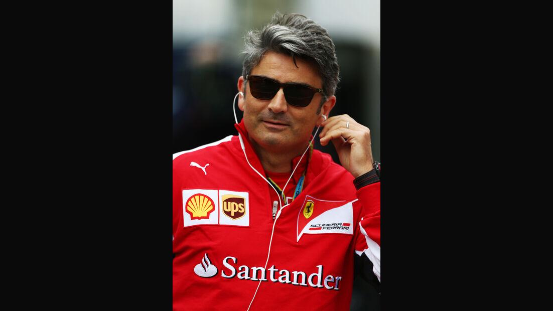 Marco Mattiacci - Ferrari - Formel 1 - GP Österreich - Spielberg - 20. Juni 2014
