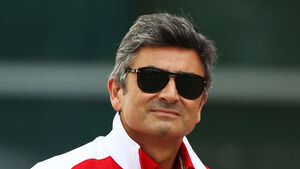 Marco Mattiacci - Ferrari - GP China 2014