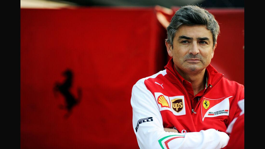 Marco Mattiacci - GP China 2014