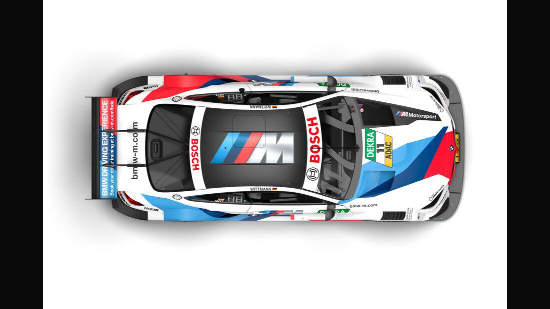 Marco Wittmann - BMW - DTM-Autos 2018