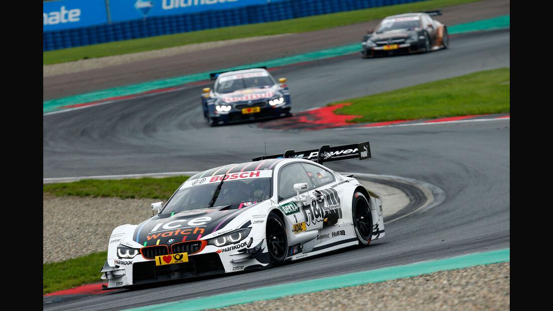 Marco Wittmann - BMW - DTM - Oschersleben - 2. Rennen - Sonntag - 13.9.2015