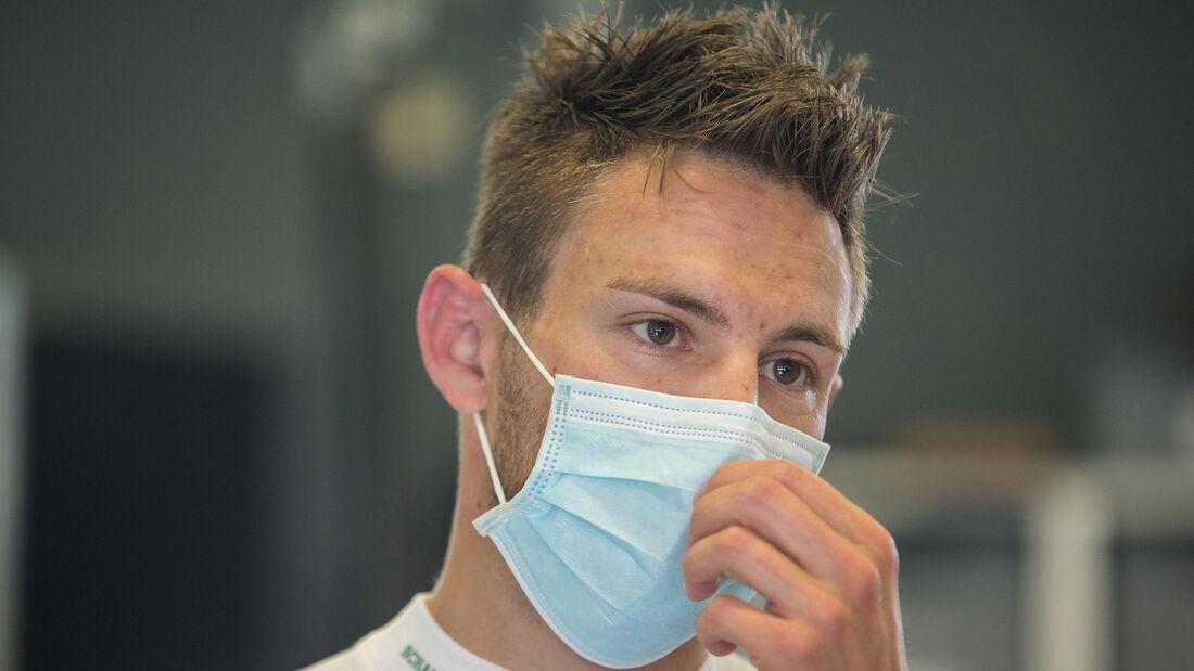 Marco Wittmann - BMW - DTM - Testfahrten - Nürburgring - Juni 2020