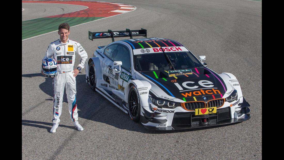 Marco Wittmann - BMW M4 DTM 2015